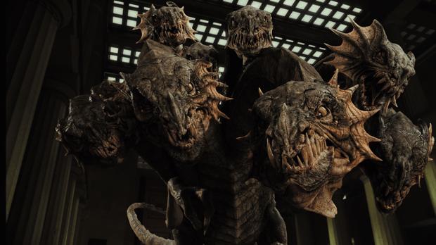Arming 'Percy Jackson' with Mythological VFX | Animation