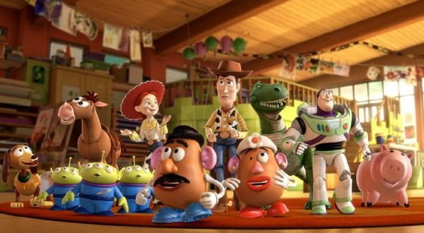 Toy Story 3 will be measured by how well the consistency of the artistic vision supports the story. Courtesy of Disney/Pixar.