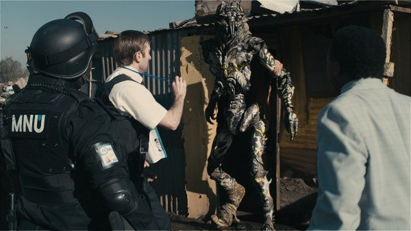Oscar nominations aside, District 9 had to work as a character study between human and alien.