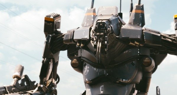 Embassy's animation of the exo-suit was an extension of the character-driven nature of the movie.