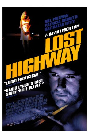 "Cactus showed a clip of David Lynch's ""Lost Highway."""