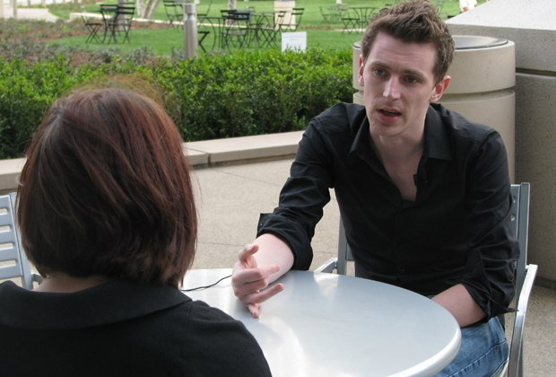Nicky talks to AWNtv about his animation past.