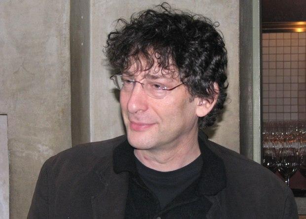 Coraline writer Neil Gaiman.