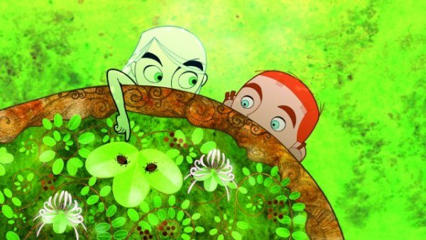All images courtesy of Cartoon Saloon / GKIDS.
