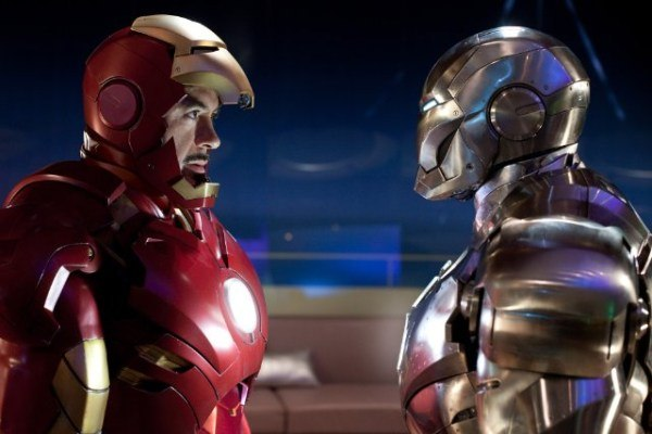Will Tony Stark's razzle-dazzle continue its dominance? Courtesy of Paramount.