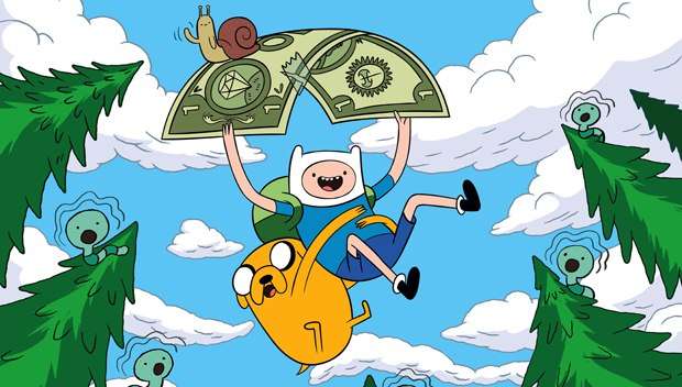 There is an internal logic behind all the magic in Adventure Time.