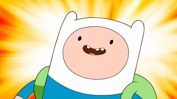 It was important to Ward that his hero, Finn, have a range of emotions.
