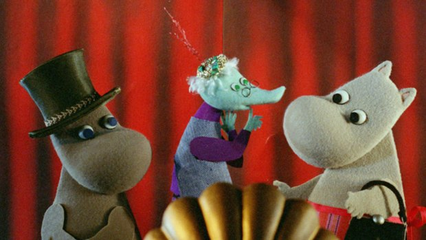 Undo Finland did CG enhancements and Antonia Ringbom created new stop-motion animation for credits.