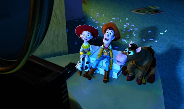 Pixar withstood its greatest creative crisis Toy Story 2.