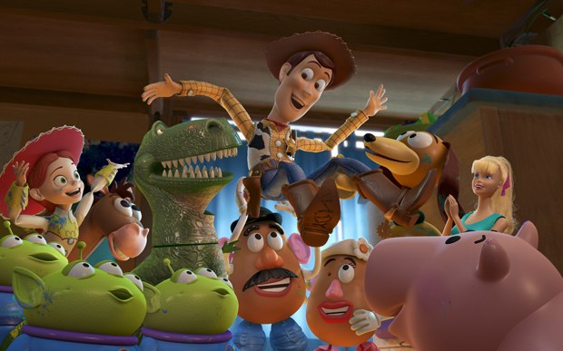 Toy Story 3 is a reflection of the Pixar team being at a different place in their lives.