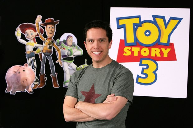 Lee Unkrich went into Toy Story 3 with a lot of insecurities about working with the animators.