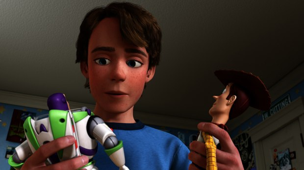 The subtlety of human performance in Toy Story 3 is one of its greatest achievements.