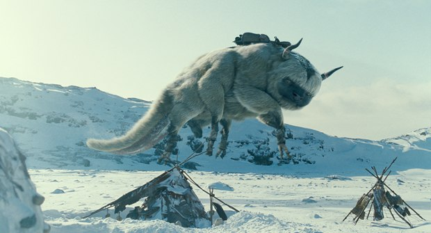 Appa stayed true to the series, which was Shyamalan's biggest leap of faith.