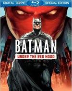 "Buy ""Batman: Under the Red Hood"" on Blu-ray Here!"