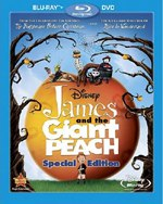 """Buy """"James and the Giant Peach"""" on Blu-ray Here!"""