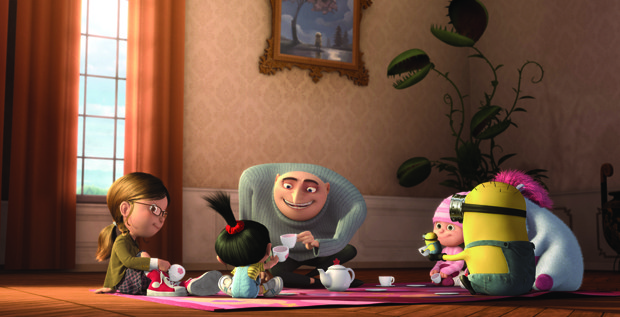 Despicable Me was the surprise hit of the summer and should be an Oscar contender. Courtesy of Universal.