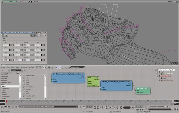 There's new ICE functionality for programming rigs without writing code.