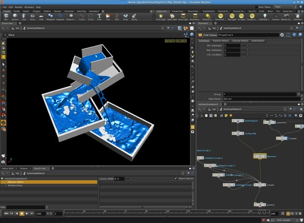 Houdini 11 Review: Flipping the Switch | Animation World Network