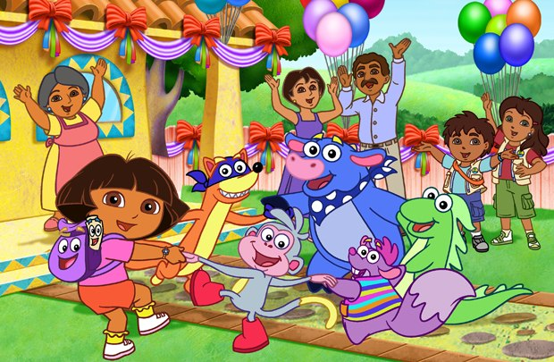 Dora has made it into the pop culture lexicon with parodies on SNL and The Daily Show.