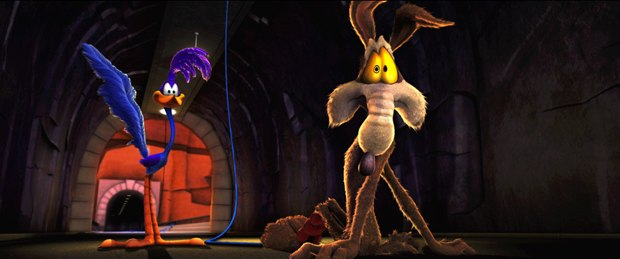 The recent Coyote Falls (in 3-D) launches the theatrical short yet again at Warner Bros.