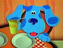 Blue's Clues. © Nickelodeon.