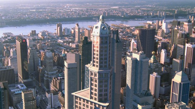 Metropolis will offer even greater CG cityscapes.