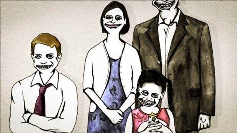 Joseph Pierce's A Family Portrait.