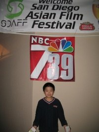 Perry Chen at 11th San Diego