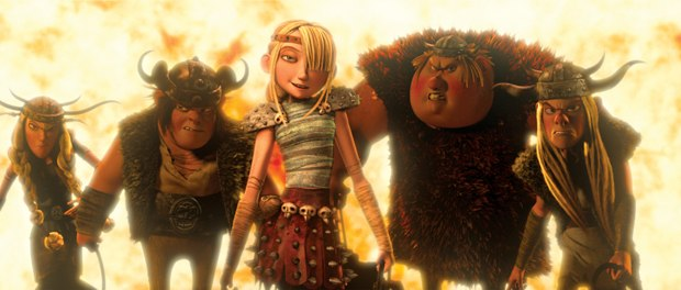 Nearly 2,000,000 render hours of cloud computing were performed securely on How to Train Your Dragon.