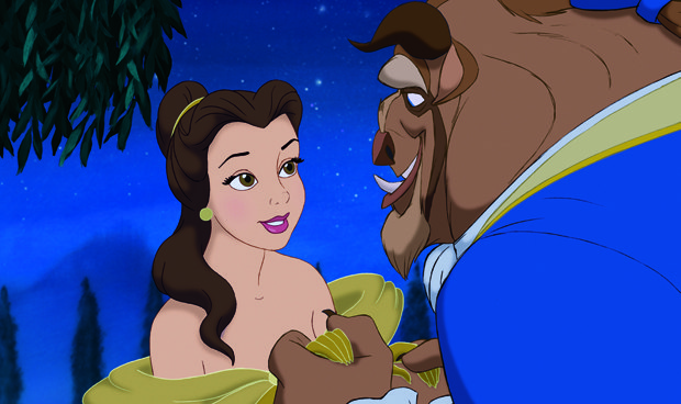 Despite the recent lure of Beauty and the Beast, no more double-dipping. Image courtesy of Disney.