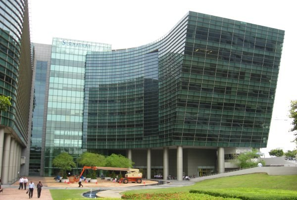 Lucasfilm Animation's current location. Studio expansion will include moving to a new building, soon to break ground, in Singapore's planned Mediapolis media business park hub.
