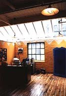 Canuck Creations is located in a converted warehouse-style space in Toronto. Photo courtesy of Canuck Creations.