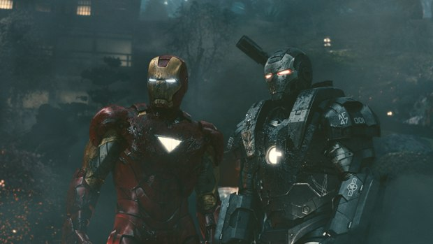 How about a little redemption for Iron Man 2 and ILM? © Marvel and Paramount.