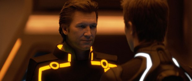 Tron director Steve Lisberger maintains that Legacy is a cautionary tale for the digital generation.