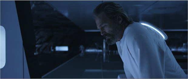 Jeff Bridges is attracted to the modern-day myth about technology.