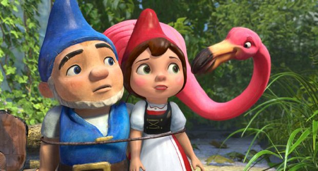 Gnomeo and Juliet has had a long journey to theaters. Coourtesy of Touchstone Pictures.