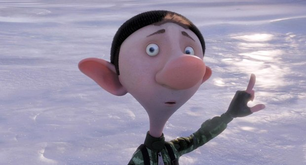 Arthur Christmas marks the return of Aardman to animated features. Courtesy of Aardman Animations.