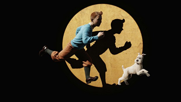 The world famous Tintin comes to the big screen in a big way.Courtesy of Paramount Pictures.