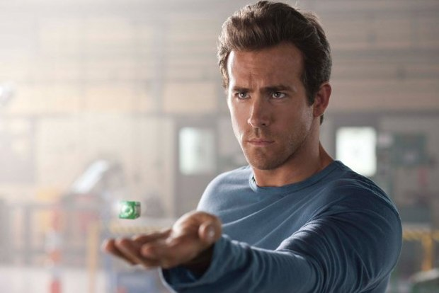 Green Lantern is one of several superhero moments this year. Courtesy of Warner Bros.