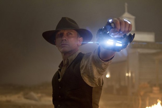 There's plenty of iconic charisma in Cowboys & Aliens. Courtesy of Universal/DreamWorks.