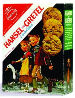 [Figure 1.5] A sample of the Hansel and Gretel