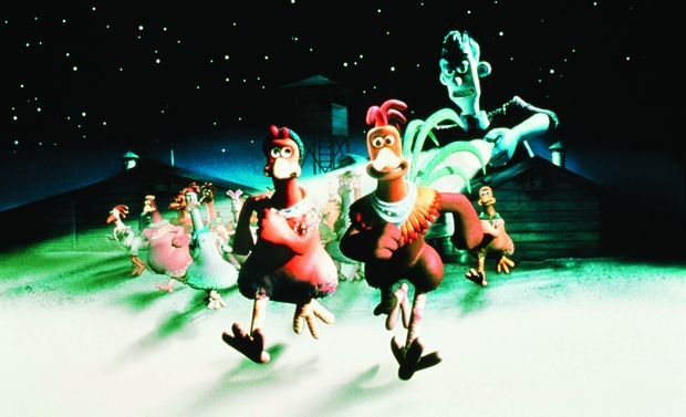 [Figure 1.30] Promotional still for Chicken Run. (DreamWorks/ Pathe/ Aardman/ The Kobal Collection)