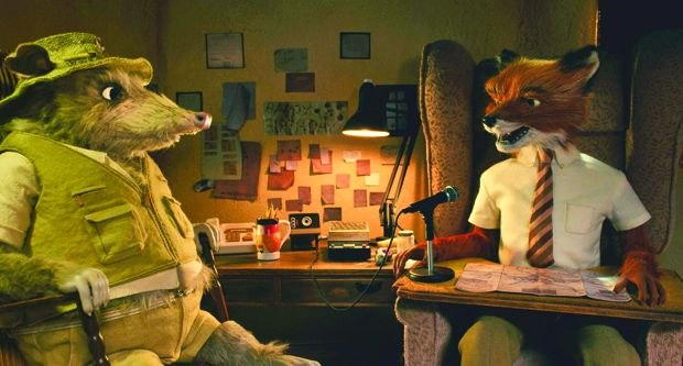 [Figure 1.43] A scene from Fantastic Mr. Fox. (20th Century Fox Film/ The Kobal Collection)