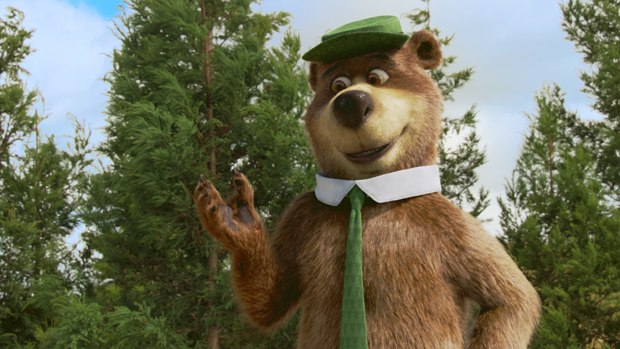 Yogi Bear shows a great disparity between critics and viewers. Courtesy of Warner Bros. Pictures.