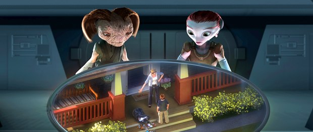 Mars Needs Moms provided closer industry scrutiny. © ImageMovers Digital LLC.