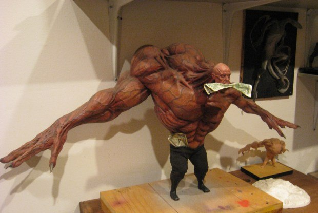 A Dr. Jekyl model from The League of Extraordinary Gentlemen.