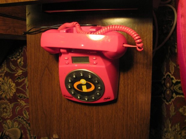 """The phone in the lounge is just """"incredible."""""""