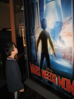 Perry Chen at Mars Needs Moms