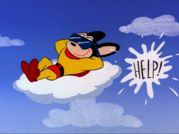Ralph Bakshi and John Kricfalusi successfully re-imagined Mighty Mouse.