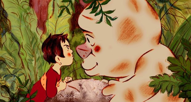 Mia and the Migoo, a kid-empowering, protect-the-environment fantasy.